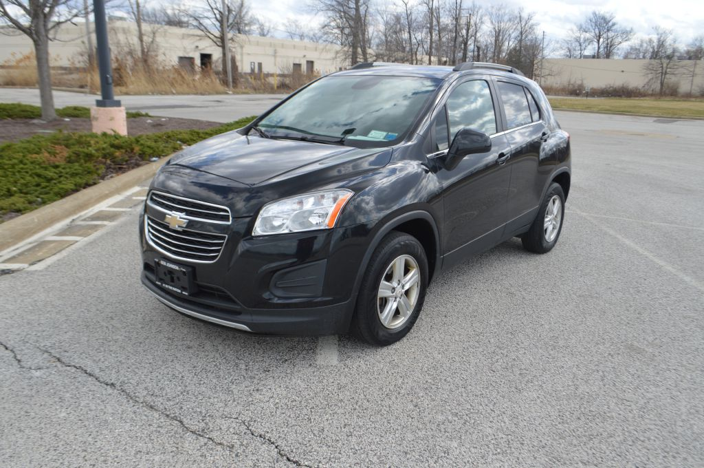 2015 CHEVROLET TRAX for sale at TKP Auto Sales