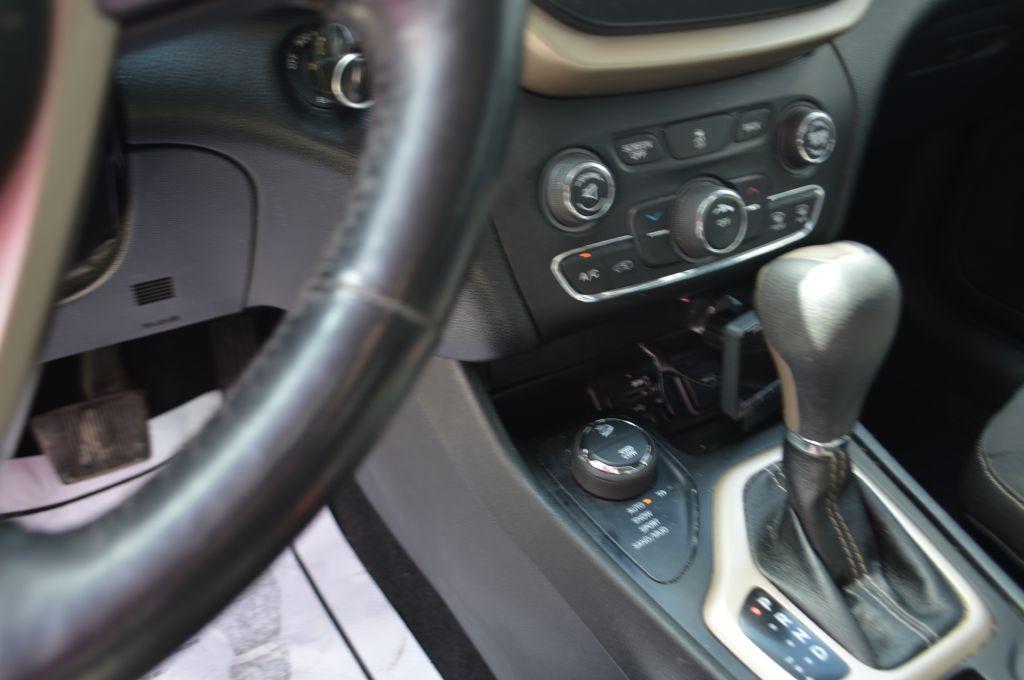 2014 JEEP CHEROKEE LATITUDE for sale at TKP Auto Sales