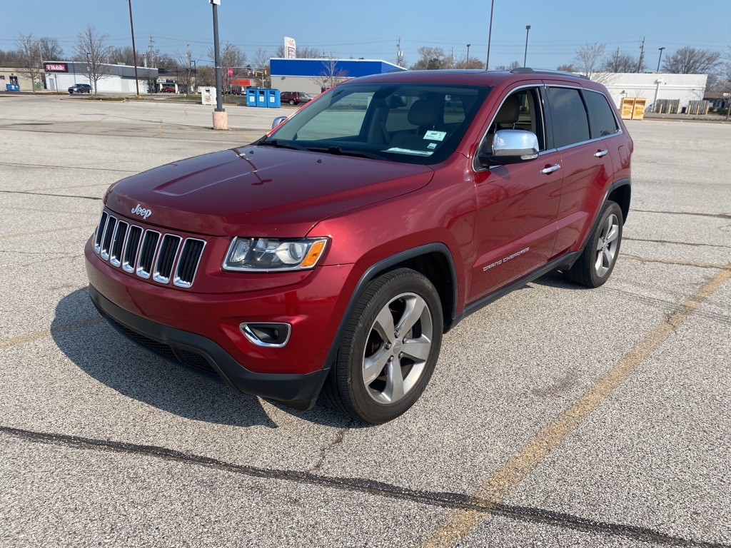 2014 JEEP GRAND CHEROKEE for sale at TKP Auto Sales