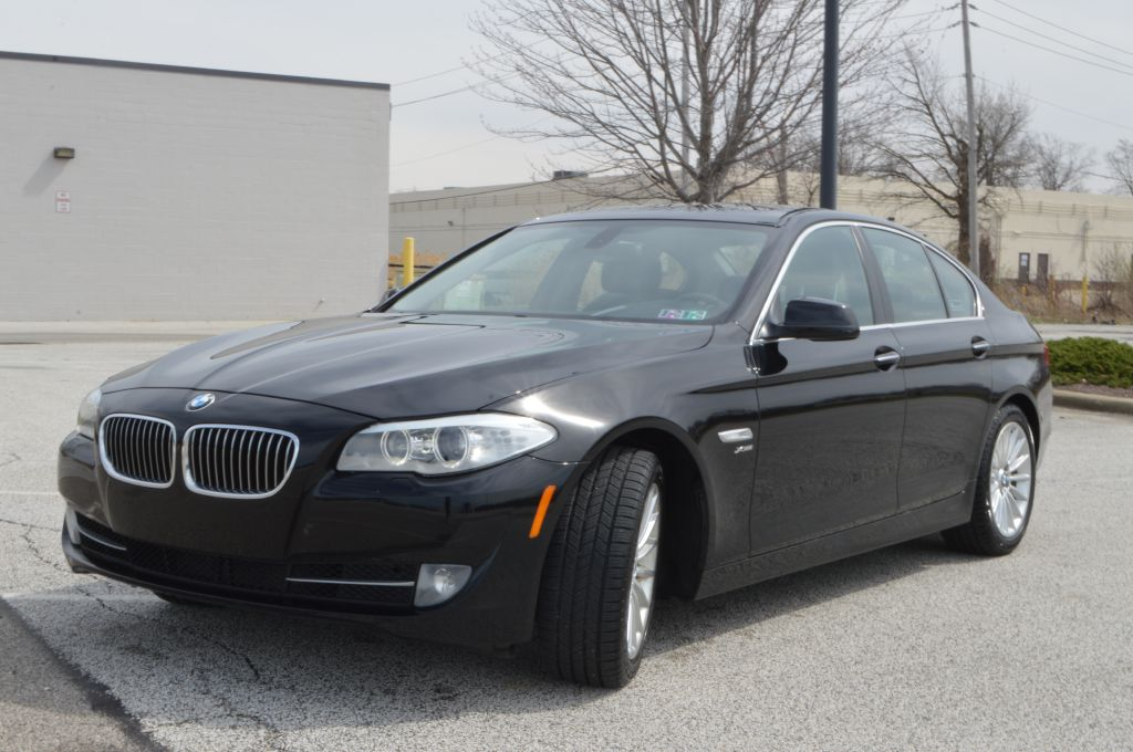 2012 BMW 535 for sale at TKP Auto Sales