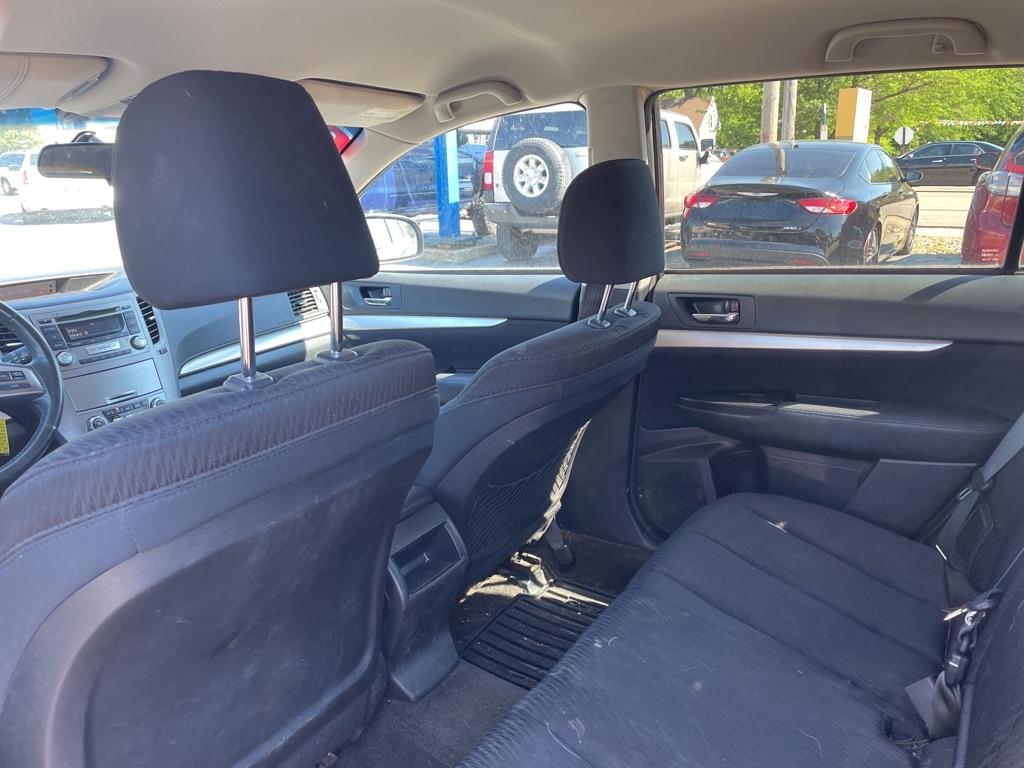 2012 SUBARU OUTBACK 2.5I PREMIUM for sale at TKP Auto Sales