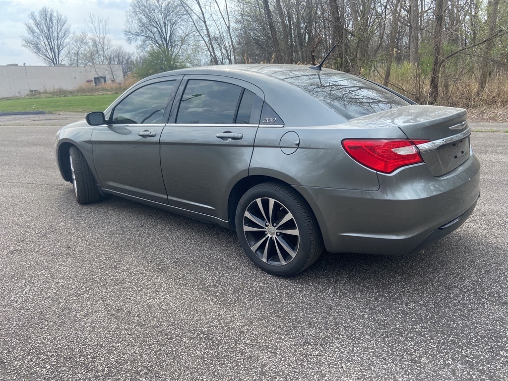 2013 CHRYSLER 200 LIMITED for sale at TKP Auto Sales