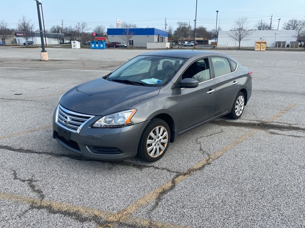 2015 NISSAN SENTRA for sale at TKP Auto Sales