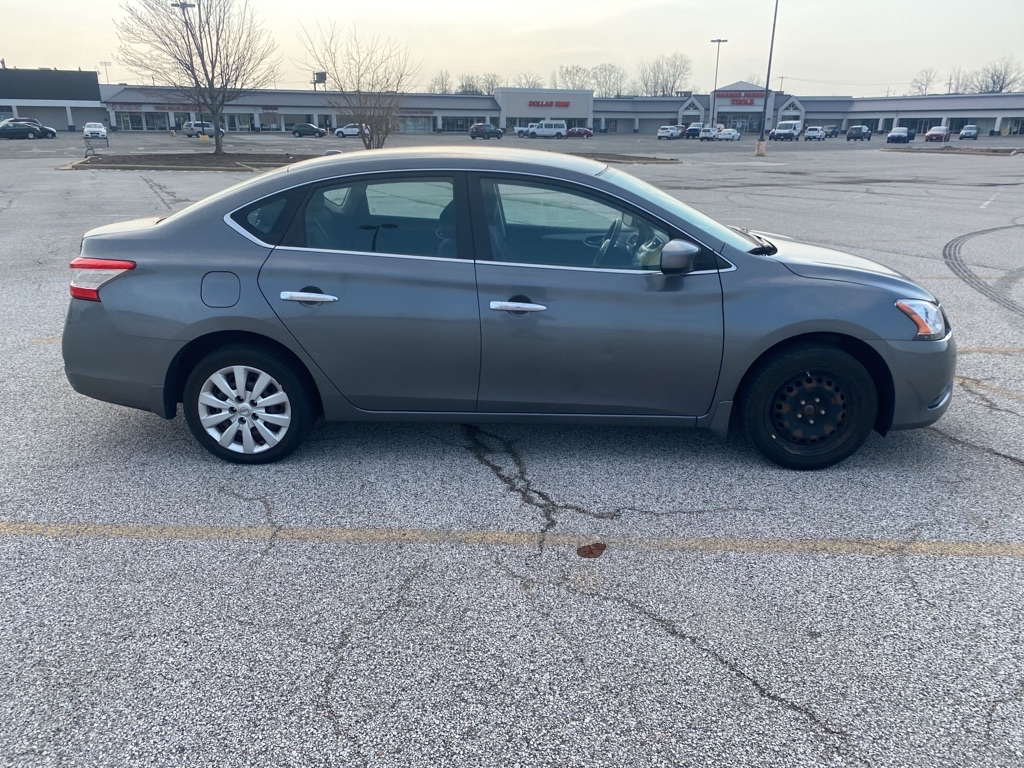 2015 NISSAN SENTRA S for sale at TKP Auto Sales