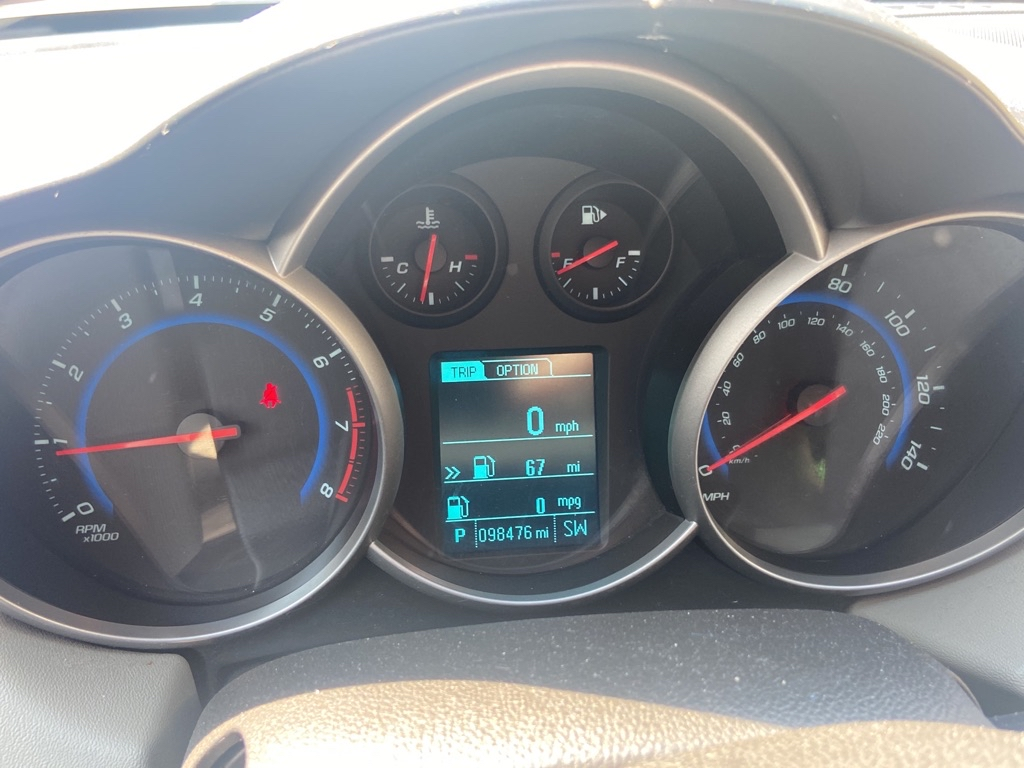 2016 CHEVROLET CRUZE LIMITED LT for sale at TKP Auto Sales