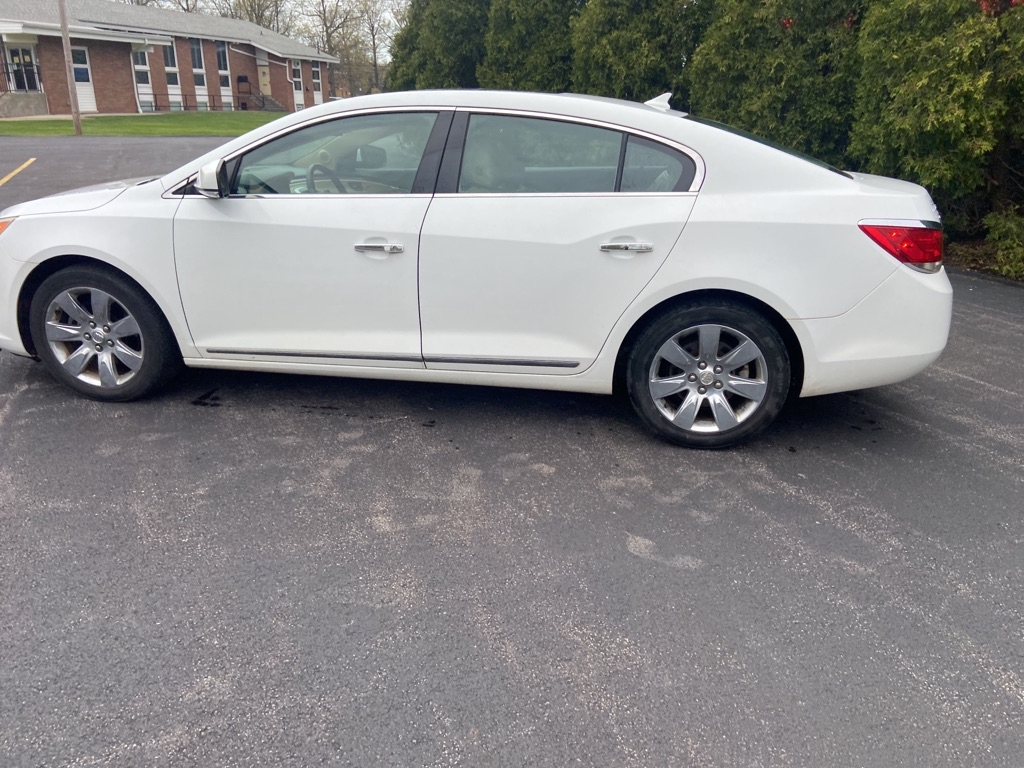 2011 BUICK LACROSSE CXL for sale at TKP Auto Sales