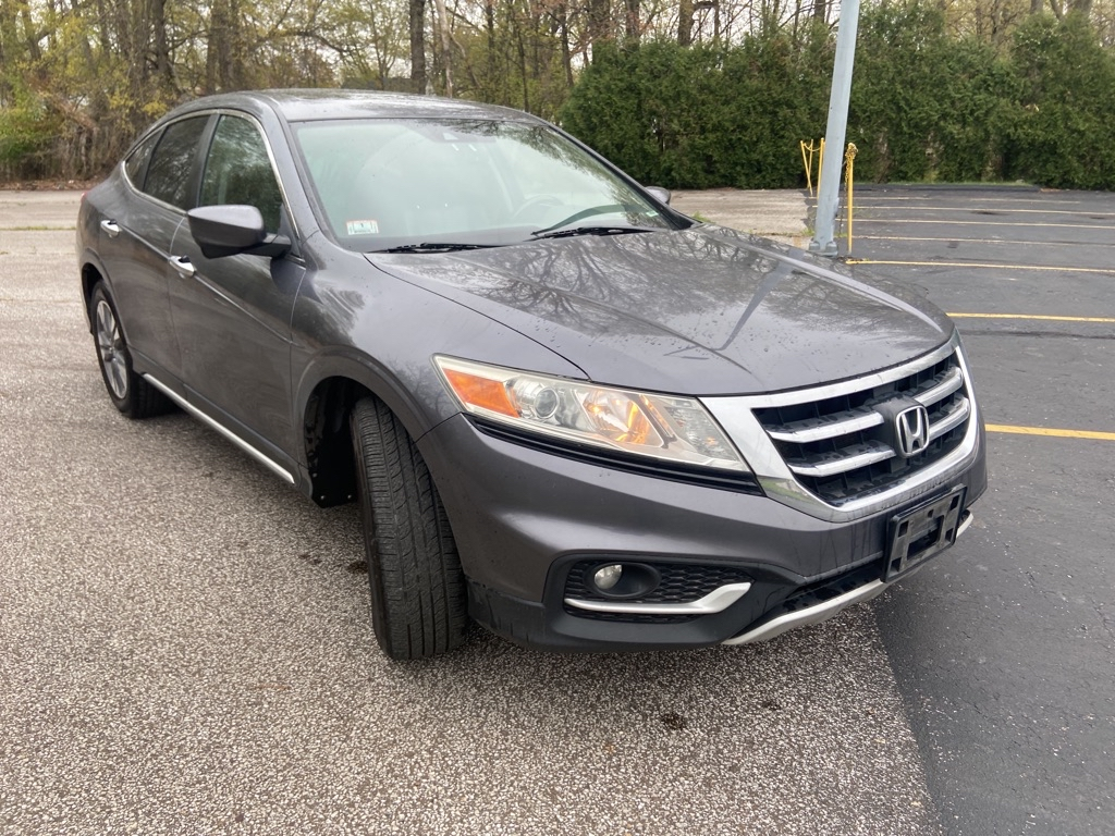 2015 HONDA CROSSTOUR EXL for sale at TKP Auto Sales