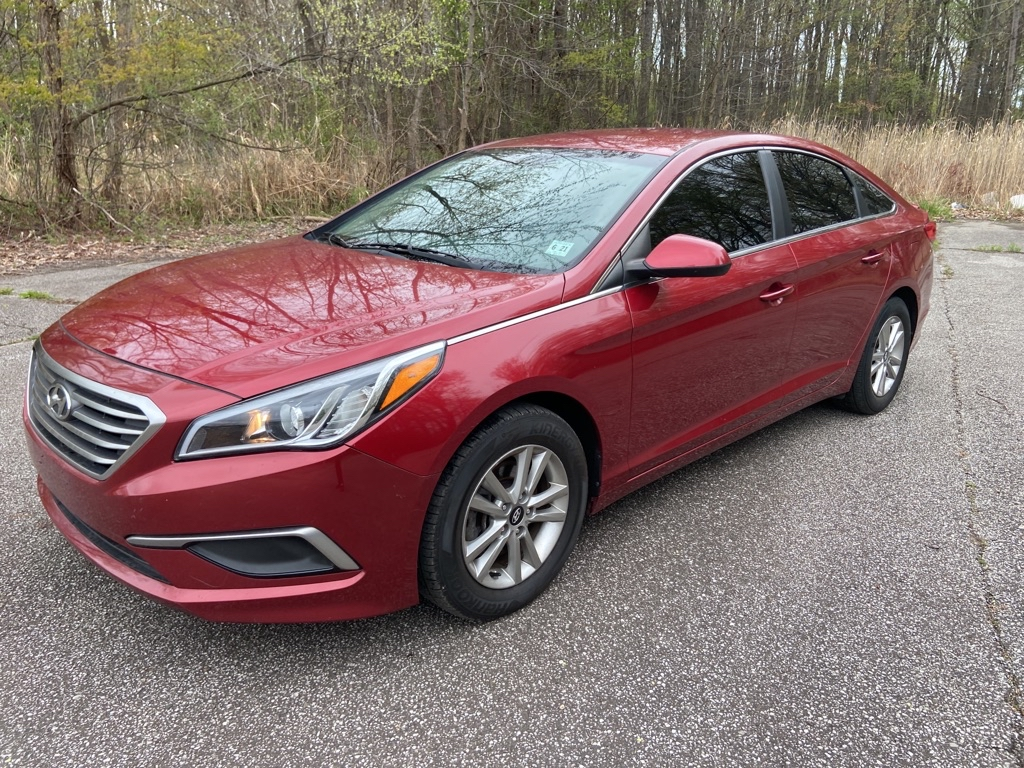 2016 HYUNDAI SONATA for sale at TKP Auto Sales