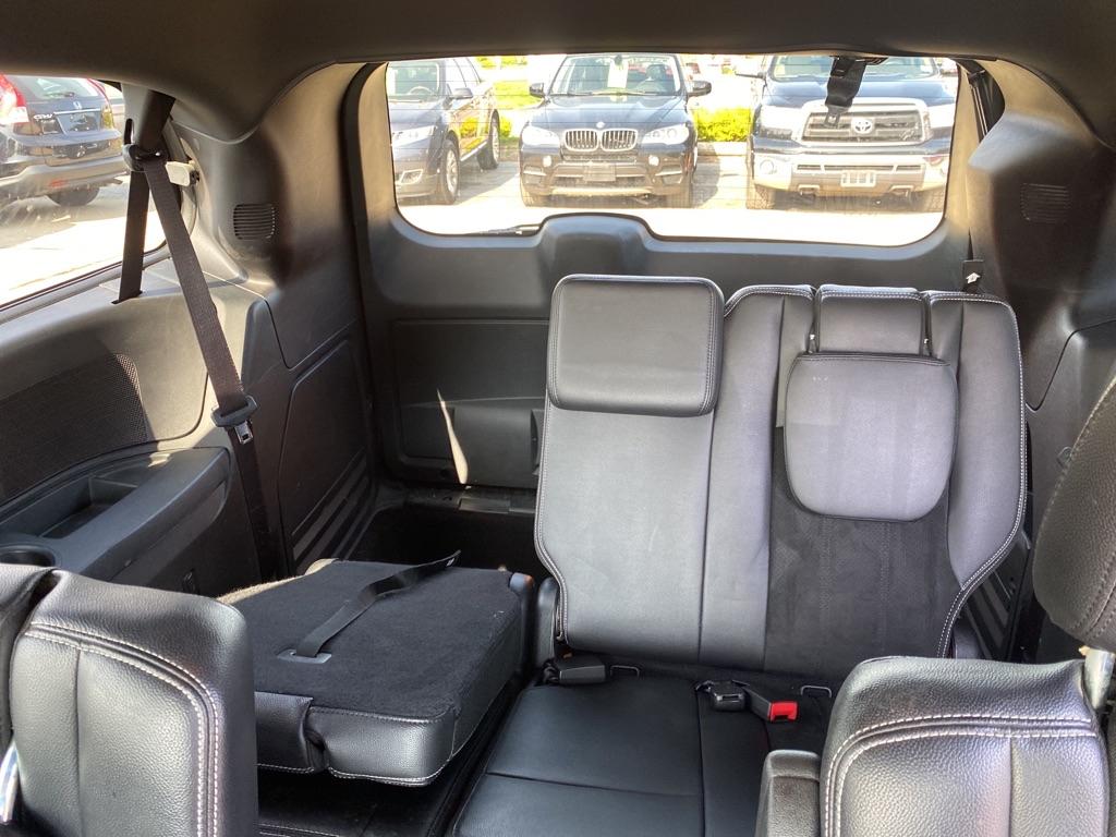2014 DODGE GRAND CARAVAN SXT for sale at TKP Auto Sales