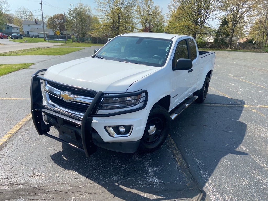 2015 CHEVROLET COLORADO for sale at TKP Auto Sales