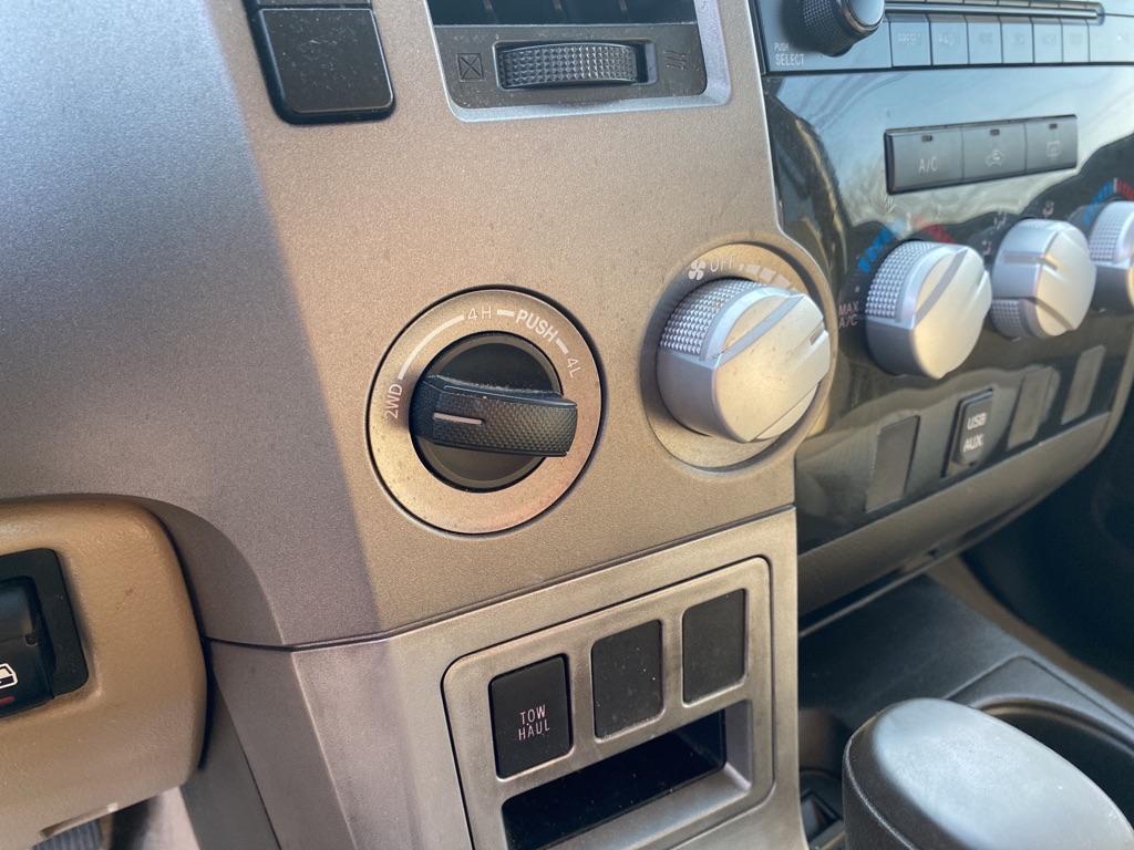 2010 TOYOTA TUNDRA CREWMAX SR5 for sale at TKP Auto Sales
