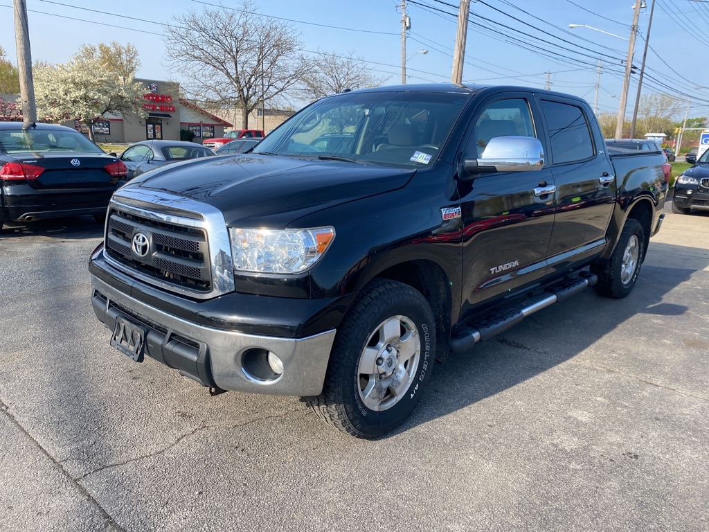 2010 TOYOTA TUNDRA for sale at TKP Auto Sales