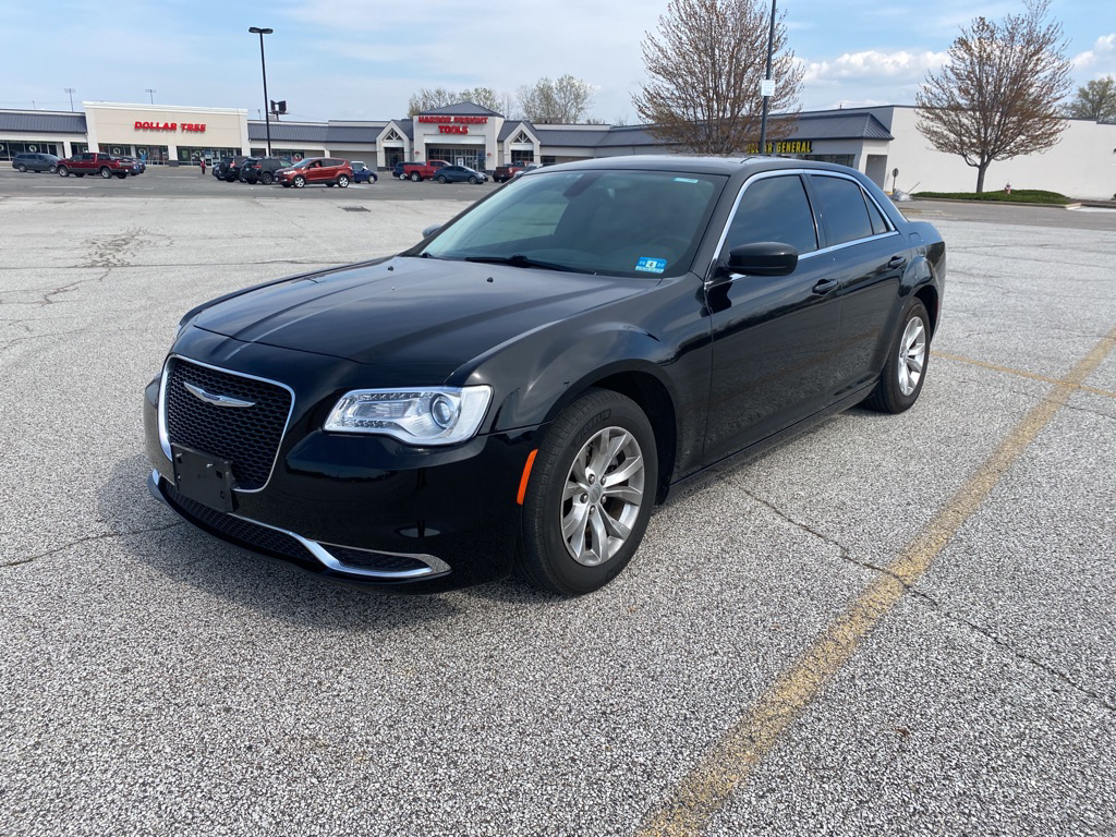 2015 CHRYSLER 300 for sale at TKP Auto Sales