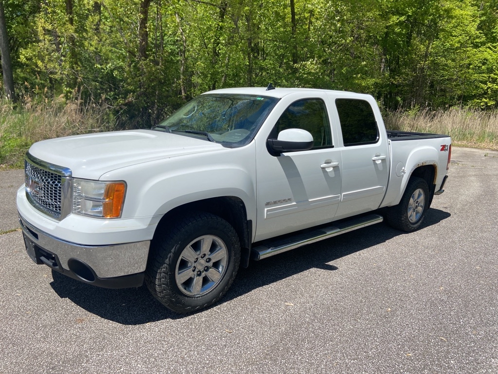 2011 GMC SIERRA 1500 SLT for sale in Eastlake, Ohio
