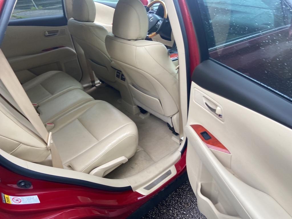2011 LEXUS RX 350 for sale at TKP Auto Sales