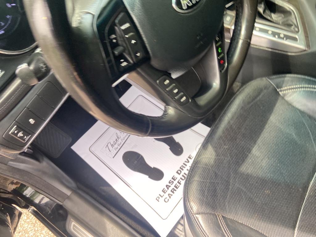 2013 KIA OPTIMA SX LIMITED for sale at TKP Auto Sales