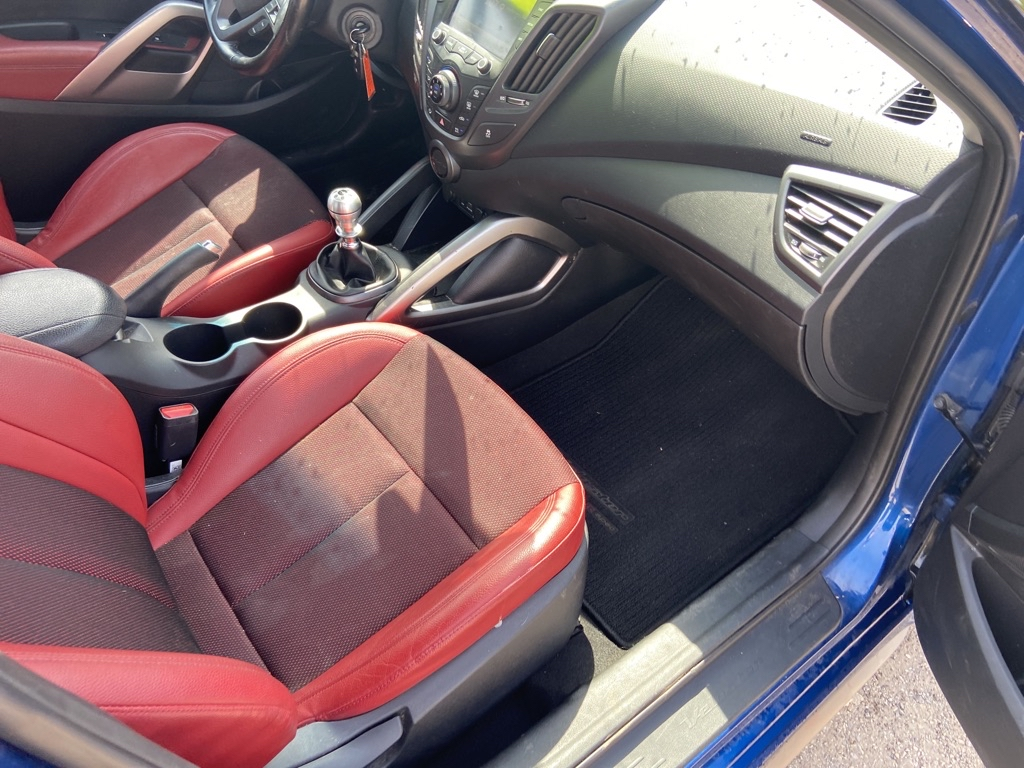 2015 HYUNDAI VELOSTER TURBO for sale at TKP Auto Sales