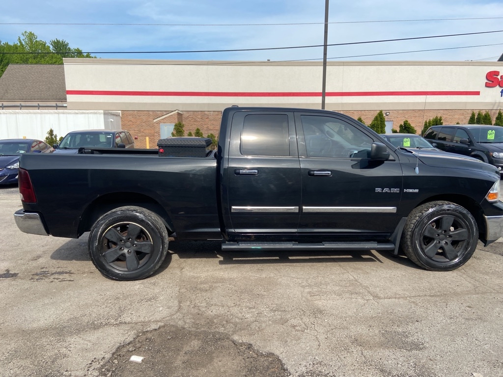 2010 DODGE RAM 1500  for sale at TKP Auto Sales