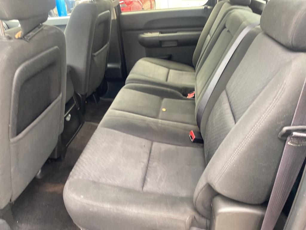 2011 CHEVROLET SILVERADO 1500 LT for sale at TKP Auto Sales