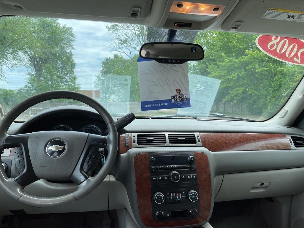 2008 CHEVROLET SUBURBAN 1500 LS for sale at TKP Auto Sales
