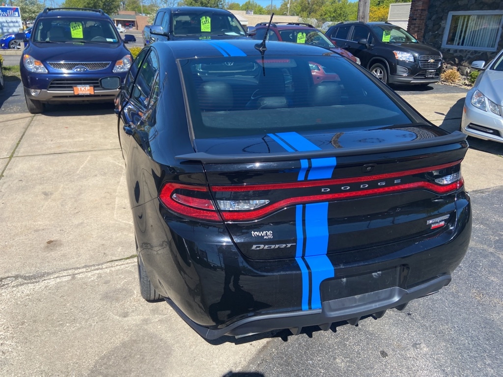 2013 DODGE DART LIMITED for sale at TKP Auto Sales