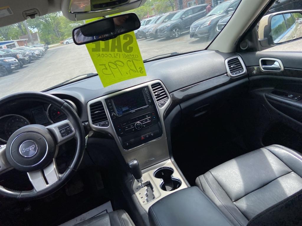 2012 JEEP GRAND CHEROKEE LAREDO for sale at TKP Auto Sales