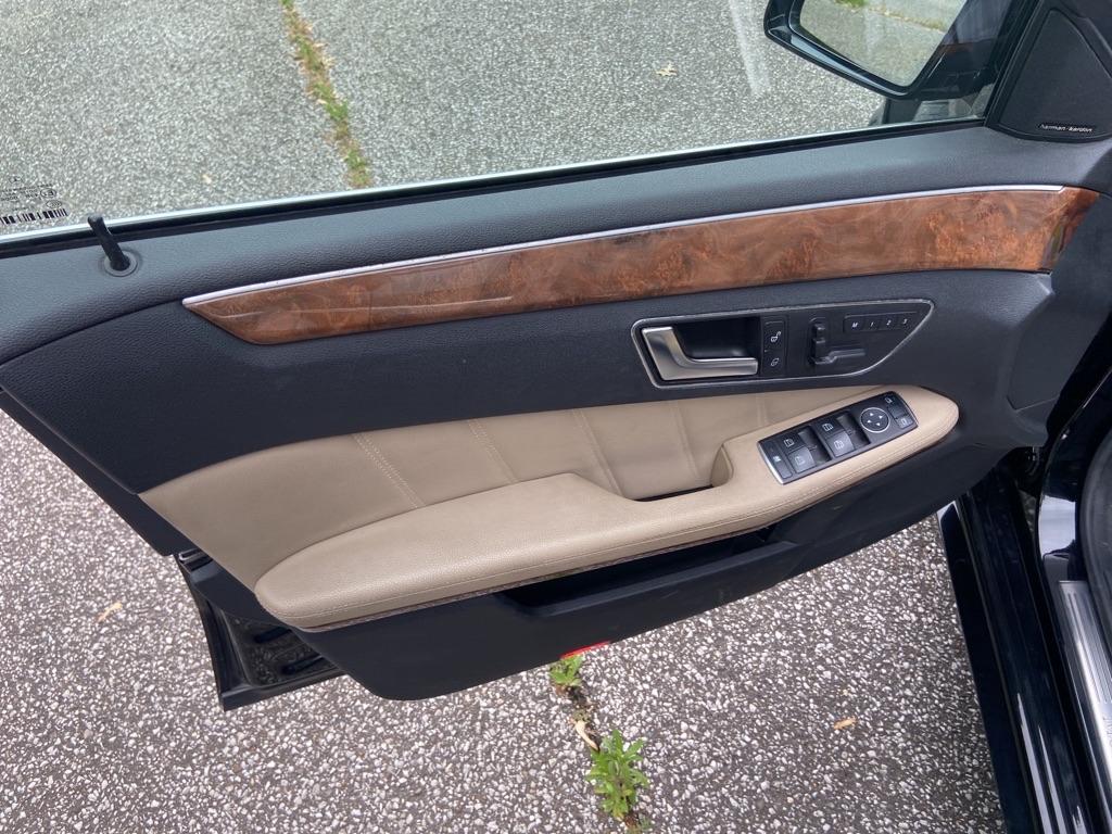 2013 MERCEDES-BENZ E-CLASS E350 4MATIC for sale at TKP Auto Sales