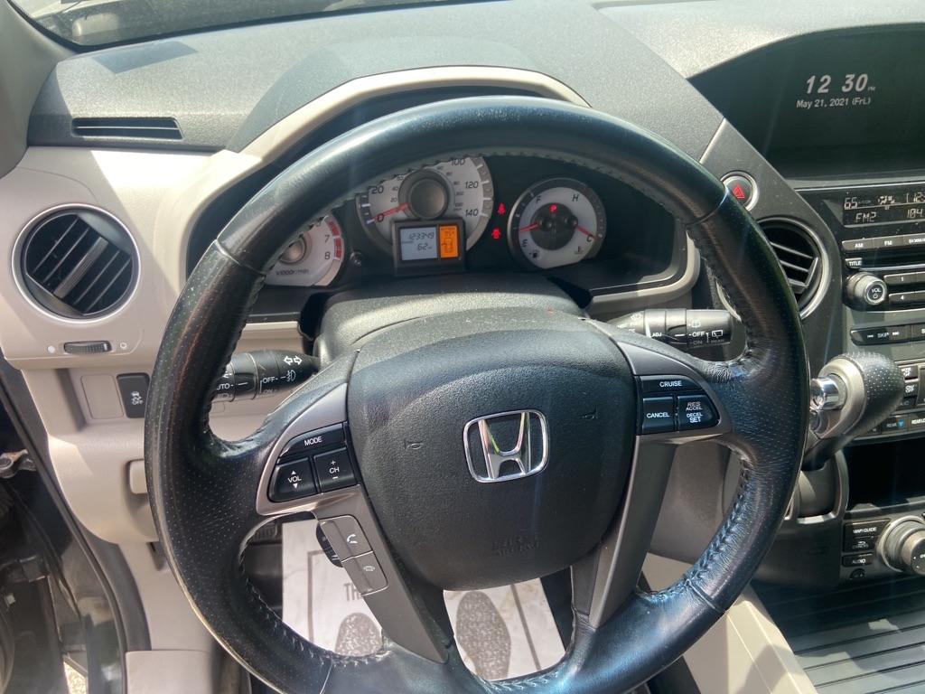 2013 HONDA PILOT EXLN for sale at TKP Auto Sales