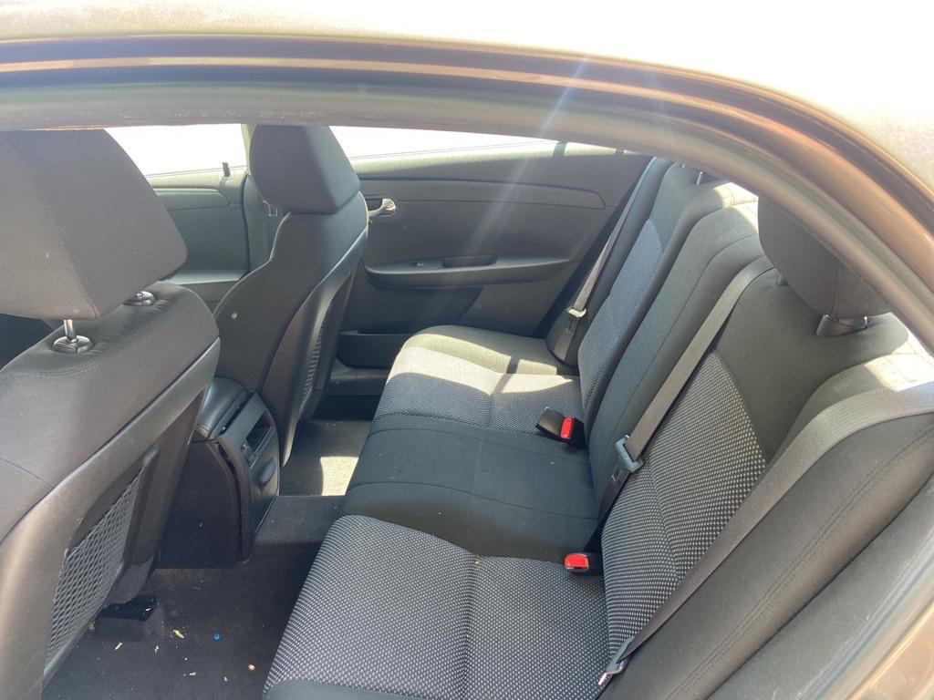 2012 CHEVROLET MALIBU 1LT for sale at TKP Auto Sales