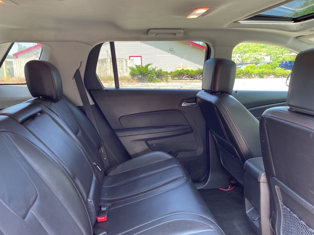 2012 GMC TERRAIN SLT for sale at TKP Auto Sales