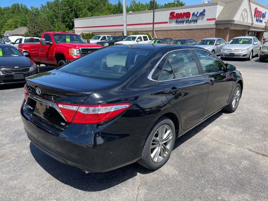 2015 TOYOTA CAMRY LE for sale at TKP Auto Sales