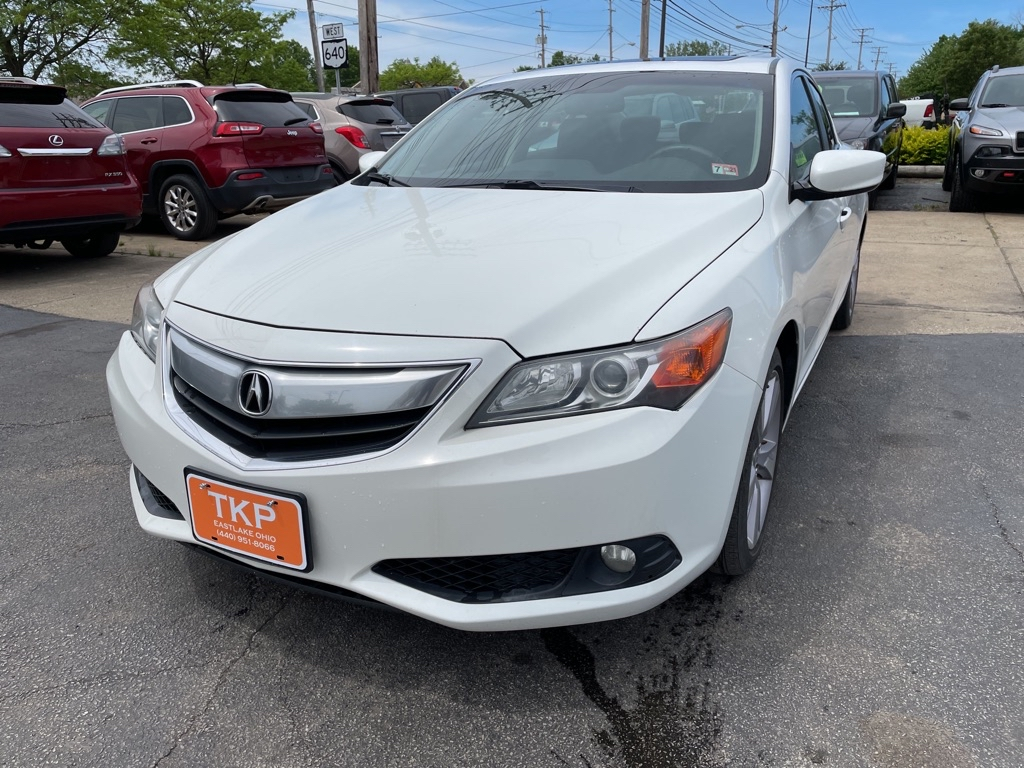 2014 ACURA ILX for sale at TKP Auto Sales
