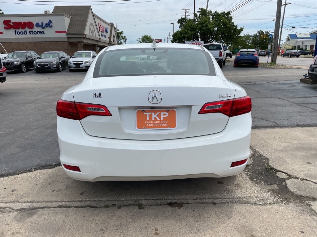 2014 ACURA ILX 20 TECH for sale at TKP Auto Sales