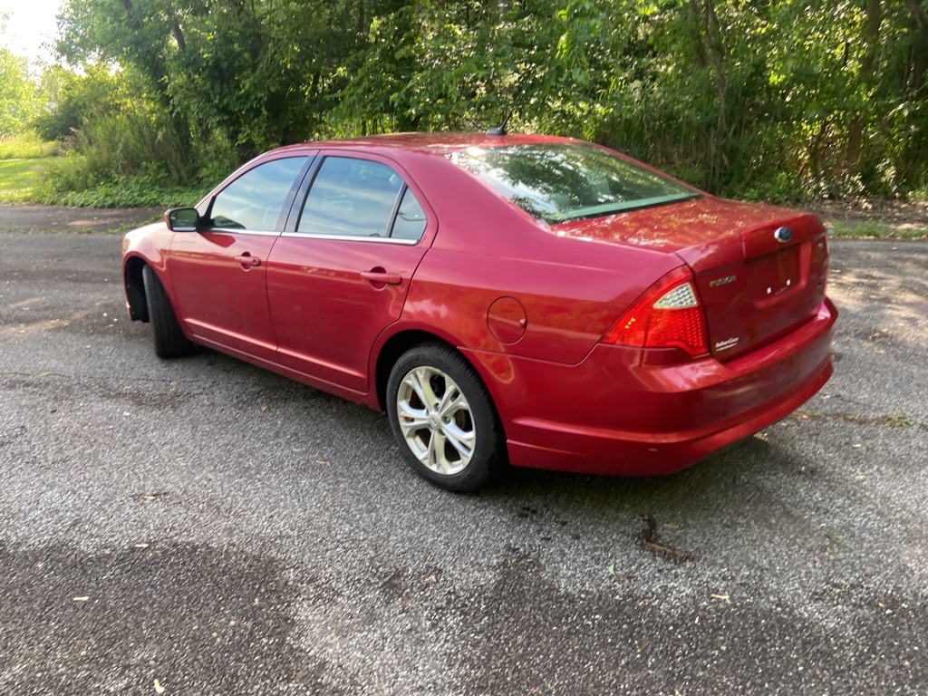 2012 FORD FUSION SE for sale at TKP Auto Sales