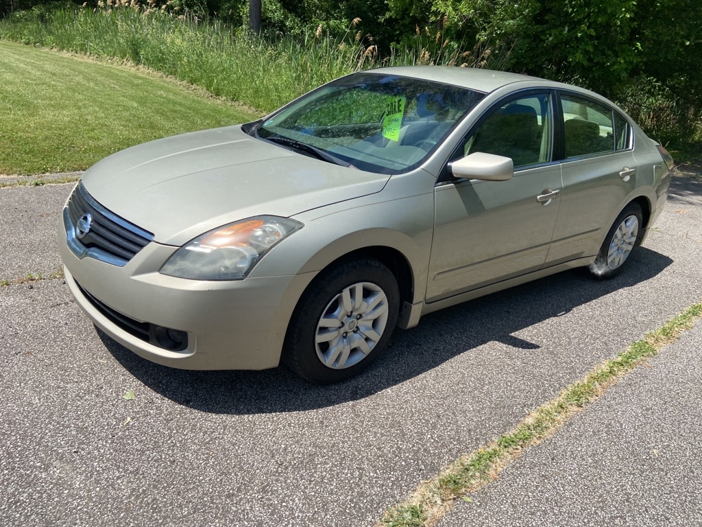 2009 NISSAN ALTIMA 2.5 for sale at TKP Auto Sales