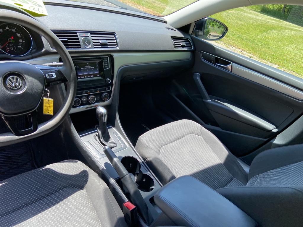 2017 VOLKSWAGEN PASSAT S for sale at TKP Auto Sales
