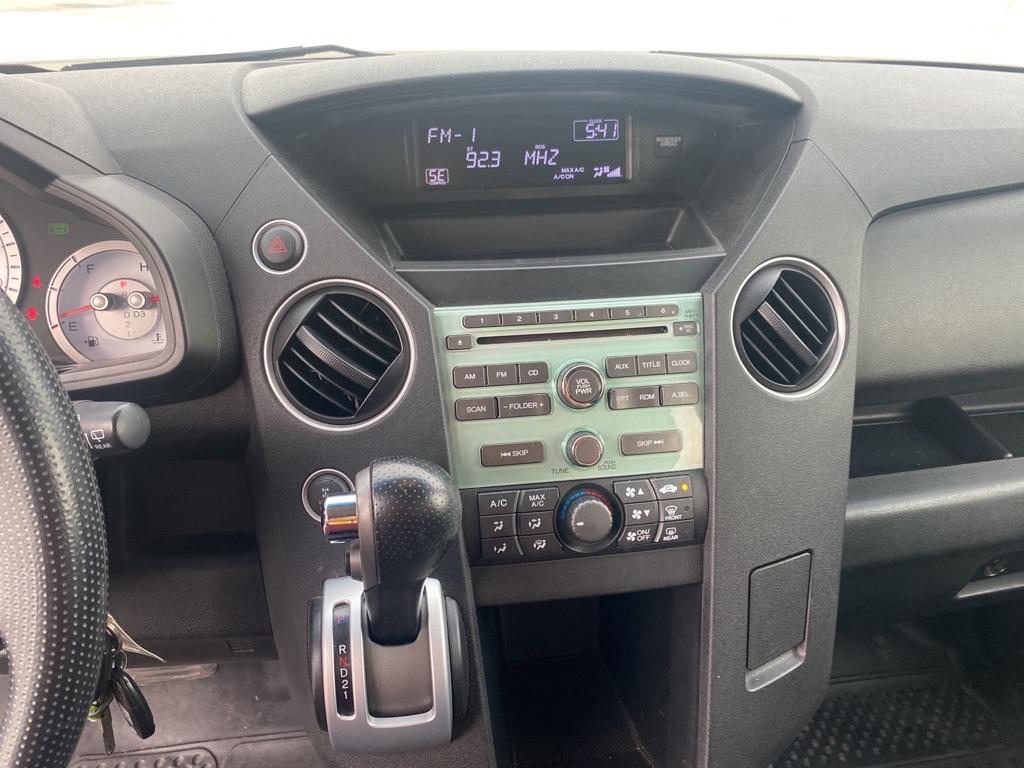 2011 HONDA PILOT LX for sale at TKP Auto Sales