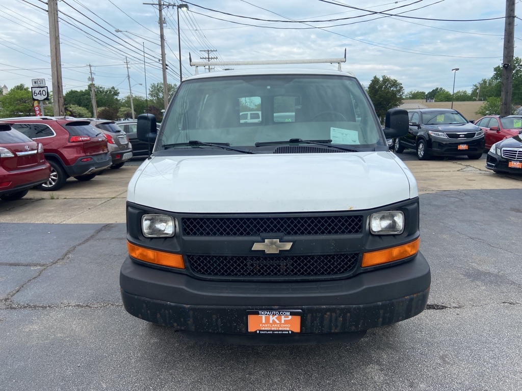 2011 CHEVROLET EXPRESS G2500  for sale at TKP Auto Sales
