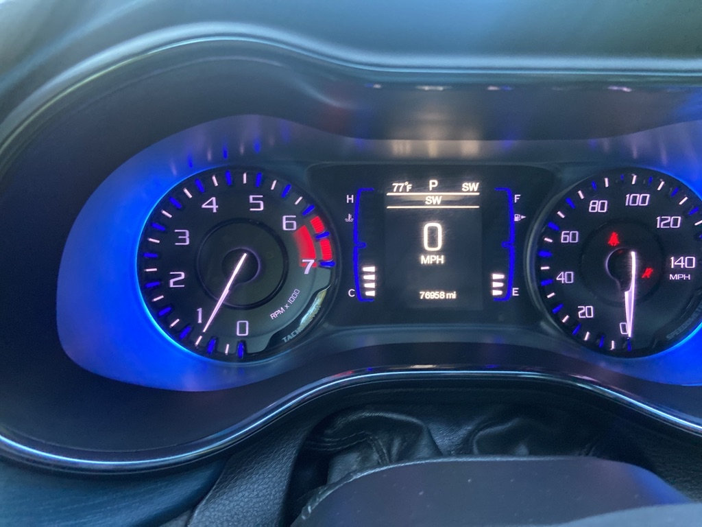 2015 CHRYSLER 200 S for sale at TKP Auto Sales