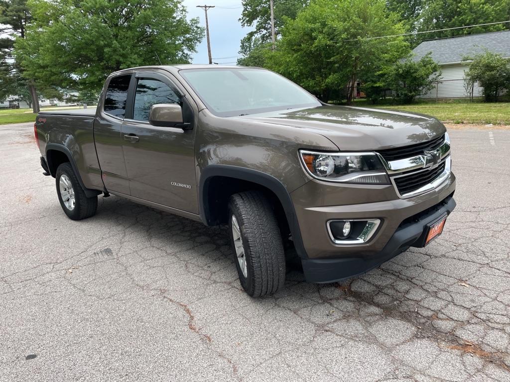2015 CHEVROLET COLORADO LT for sale at TKP Auto Sales