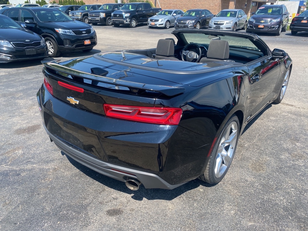 2018 CHEVROLET CAMARO SS for sale at TKP Auto Sales