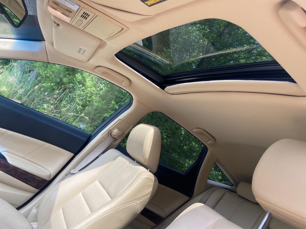 2010 HONDA ACCORD CROSSTOU EXL for sale at TKP Auto Sales