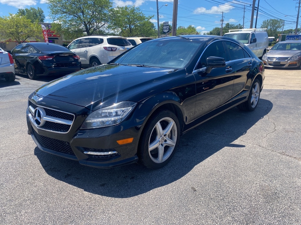 2014 MERCEDES-BENZ CLS 550 4MATIC for sale in Eastlake, Ohio