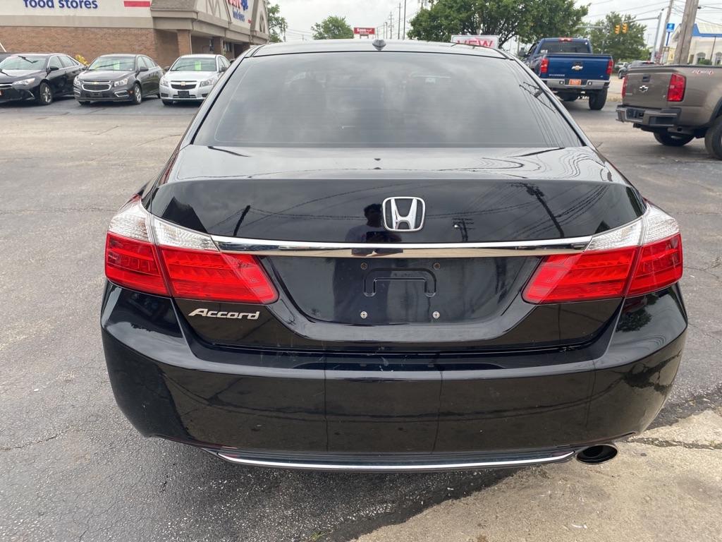 2013 HONDA ACCORD EXL for sale at TKP Auto Sales
