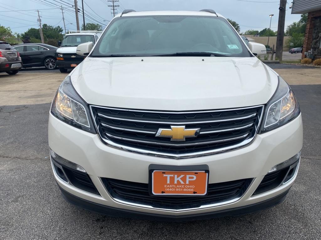 2015 CHEVROLET TRAVERSE LT for sale at TKP Auto Sales