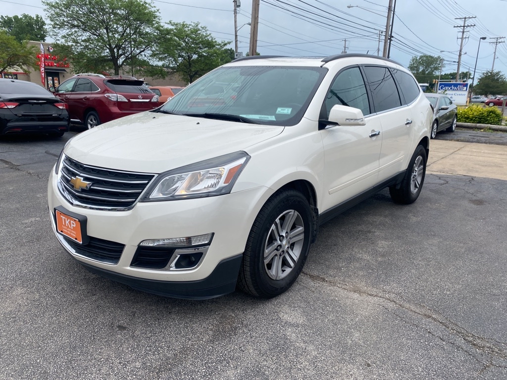 2015 CHEVROLET TRAVERSE for sale at TKP Auto Sales