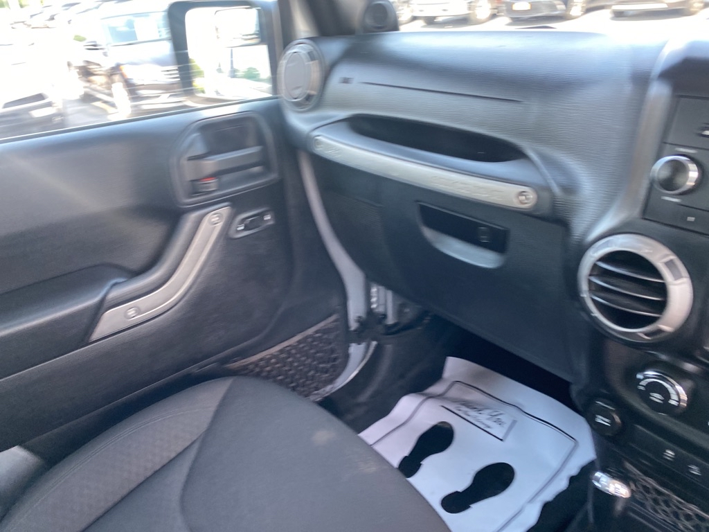 2013 JEEP WRANGLER UNLIMI SPORT for sale at TKP Auto Sales
