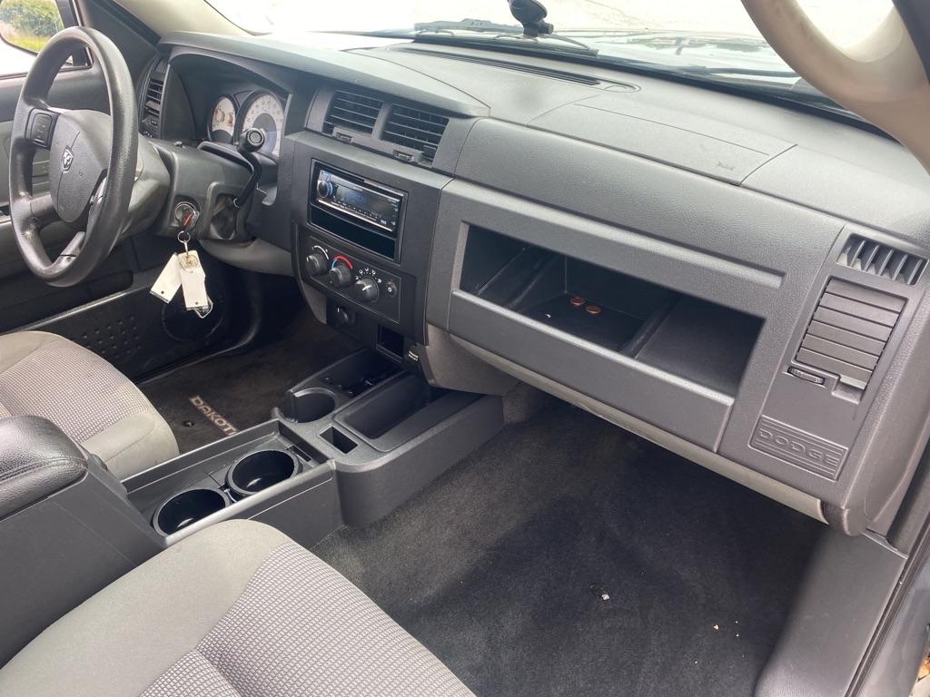 2010 DODGE DAKOTA SXT for sale at TKP Auto Sales