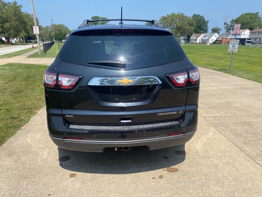 2013 CHEVROLET TRAVERSE LT for sale at TKP Auto Sales