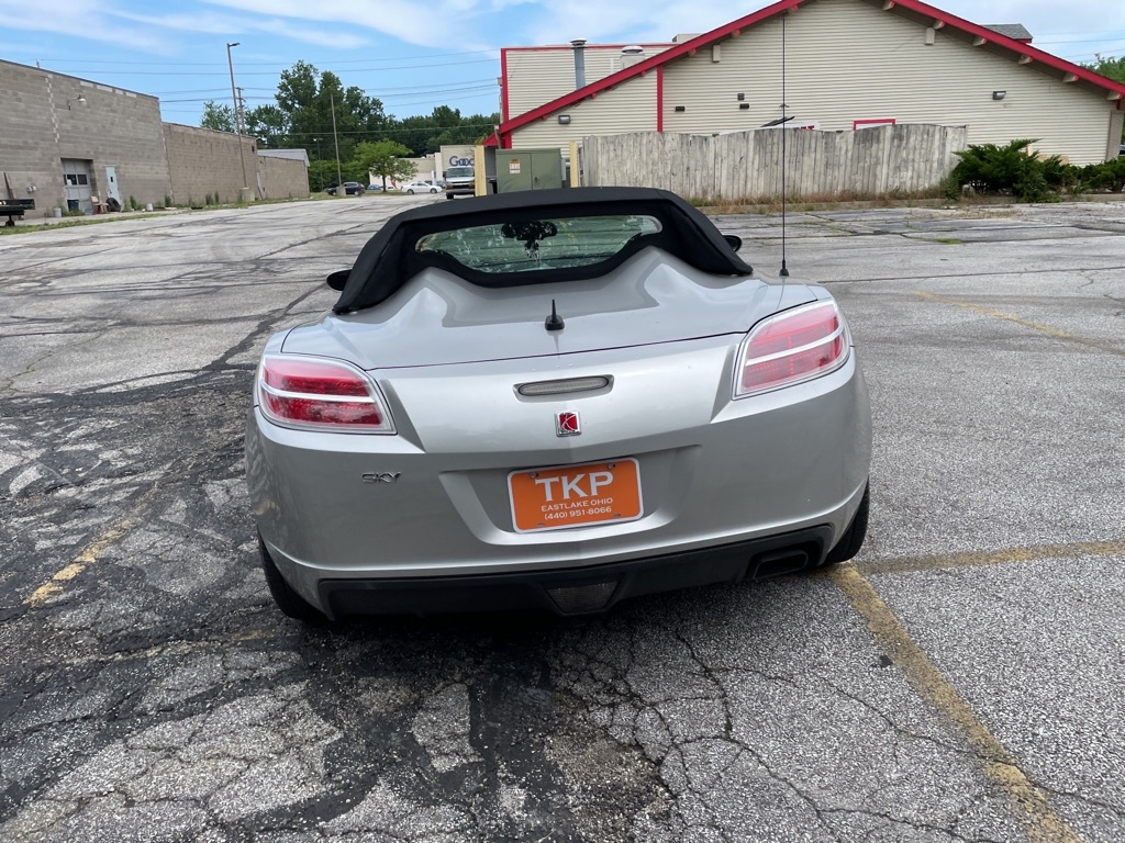 2008 SATURN SKY  for sale at TKP Auto Sales
